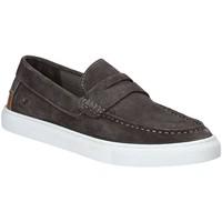 Cipők Férfi Mokkaszínek Lumberjack SM62602 001 A01 Szürke