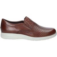 Cipők Férfi Belebújós cipők Stonefly 211281 Barna
