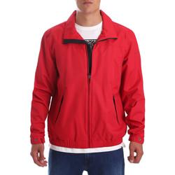 Ruhák Férfi Melegítő kabátok Navigare NV67046 Piros