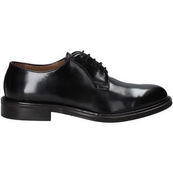 Cipők Férfi Oxford cipők Rogers 1019_3 Fekete