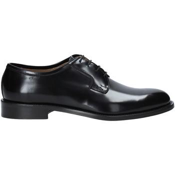 Cipők Férfi Oxford cipők Rogers 1031_3 Fekete