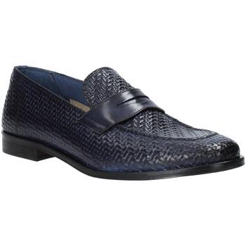 Cipők Férfi Mokkaszínek Rogers 1012_3 Kék