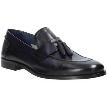 Cipők Férfi Mokkaszínek Rogers 1023_3 Kék
