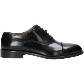 Cipők Férfi Oxford cipők Rogers 1002_3 Fekete