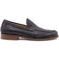 Cipők Férfi Mokkaszínek Soldini 20777-O-V80 Fekete