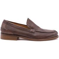 Cipők Férfi Mokkaszínek Soldini 20777-O-V80 Barna