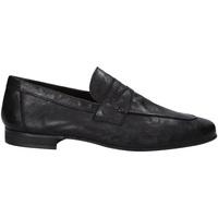 Cipők Férfi Mokkaszínek Soldini 20115-A-V07 Fekete