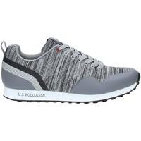 Cipők Férfi Rövid szárú edzőcipők U.S Polo Assn. FLASH4089S9/T1 Szürke