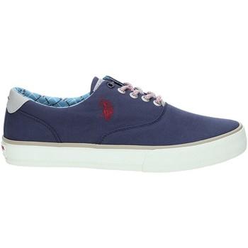 Cipők Férfi Rövid szárú edzőcipők U.S Polo Assn. GALAN4019S9/C1 Kék
