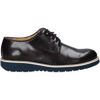 Cipők Férfi Oxford cipők Exton 5103 Piros