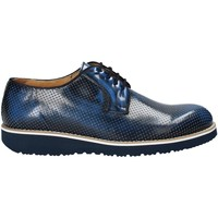 Cipők Férfi Oxford cipők Exton 5103 Kék