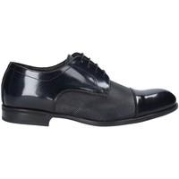 Cipők Férfi Oxford cipők Exton 1385 Kék
