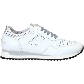 Cipők Férfi Rövid szárú edzőcipők Exton 903 Fehér