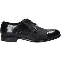 Cipők Férfi Oxford cipők Exton 1385 Fekete