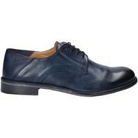 Cipők Férfi Oxford cipők Exton 3101 Kék