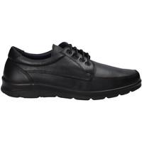 Cipők Férfi Rövid szárú edzőcipők Pitillos 4004 Fekete
