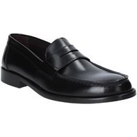 Cipők Férfi Mokkaszínek Marco Ferretti 160900MF Fekete