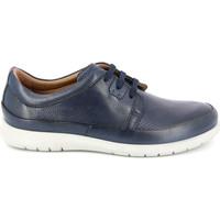 Cipők Férfi Rövid szárú edzőcipők Grunland SC4450 Kék