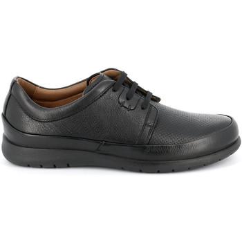 Cipők Férfi Rövid szárú edzőcipők Grunland SC4450 Fekete