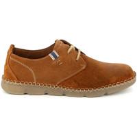 Cipők Férfi Oxford cipők Grunland SC4527 Barna