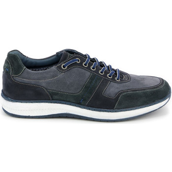 Cipők Férfi Rövid szárú edzőcipők Grunland SC4521 Kék