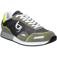 Cipők Férfi Rövid szárú edzőcipők Byblos Blu 2UA0005 LE9999 Zöld
