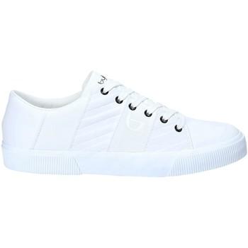 Cipők Férfi Divat edzőcipők Byblos Blu 2MA0003 LE9999 Fehér