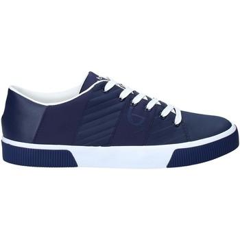 Cipők Férfi Rövid szárú edzőcipők Byblos Blu 2MA0003 LE9999 Kék