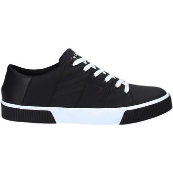 Cipők Férfi Rövid szárú edzőcipők Byblos Blu 2MA0003 LE9999 Fekete