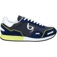 Cipők Férfi Rövid szárú edzőcipők Byblos Blu 2UA0005 LE9999 Kék