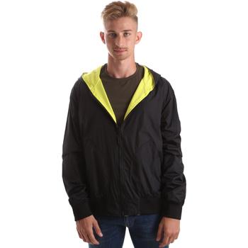 Ruhák Férfi Melegítő kabátok Byblos Blu 2MS0009 TE0056 Kék