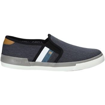 Cipők Férfi Belebújós cipők Wrangler WM91102A Kék