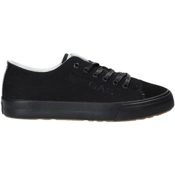 Cipők Férfi Rövid szárú edzőcipők Gas GAM910131 Fekete