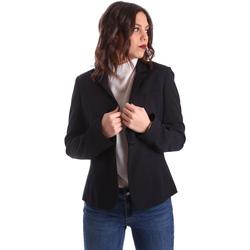 Ruhák Női Kabátok / Blézerek Liu Jo WXX047T7896 Kék