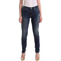 Ruhák Női Boyfriend farmerek Calvin Klein Jeans J20J209427 Kék