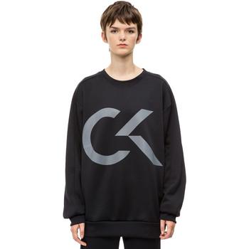 Ruhák Női Pulóverek Calvin Klein Jeans 00GWH8W353 Fekete