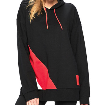 Ruhák Női Pulóverek Calvin Klein Jeans 00GWS9W364 Fekete