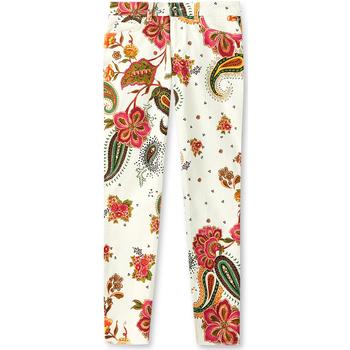 Ruhák Női Chino nadrágok / Carrot nadrágok Liu Jo F19214T8361 Bézs