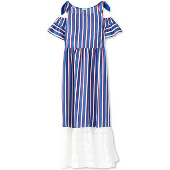 Ruhák Női Hosszú ruhák Liu Jo F19228T2311 Kék