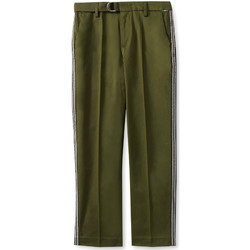 Ruhák Női Chino nadrágok / Carrot nadrágok Liu Jo F19299T2267 Zöld