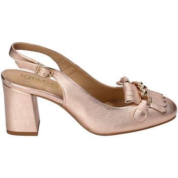 Cipők Női Félcipők IgI&CO 3179855 Rózsaszín