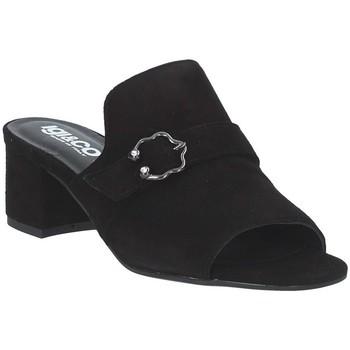 Cipők Női Papucsok IgI&CO 3185155 Fekete