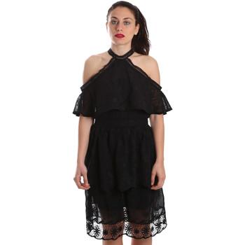 Ruhák Női Rövid ruhák Fracomina FR19SP539 Fekete