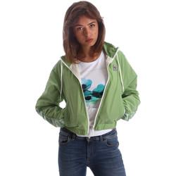 Ruhák Női Melegítő kabátok Invicta 4431555/D Zöld