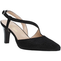 Cipők Női Félcipők Soffice Sogno E9360 Fekete