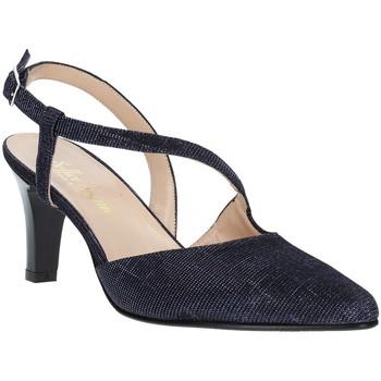 Cipők Női Félcipők Soffice Sogno E9360 Kék