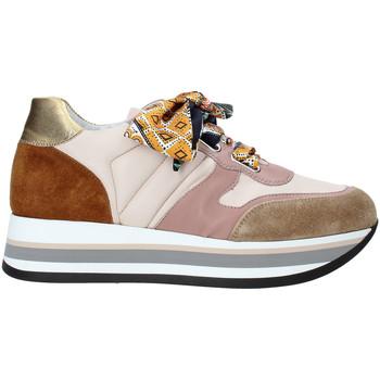 Cipők Női Rövid szárú edzőcipők Triver Flight 232-07E Rózsaszín