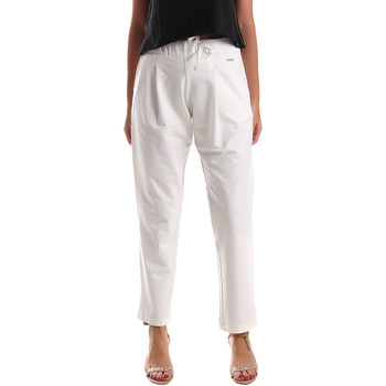 Ruhák Női Chino nadrágok / Carrot nadrágok U.S Polo Assn. 51478 51302 Fehér