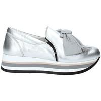 Cipők Női Belebújós cipők Triver Flight 232-09 Ezüst