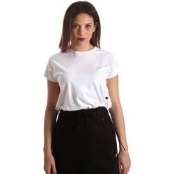 Ruhák Női Rövid ujjú pólók Champion 111487 Fehér